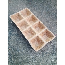 COCO FIBER NATURAL COIR TRAY