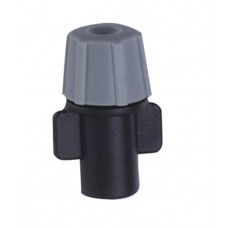 SINGLE OUTLET 0.8MM FOGGER BLACK AND GRAY