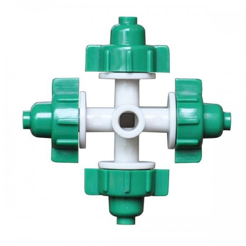 Four Outlet Fogger Green 0 6mm Orifice