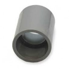 "PVC ADAPTER COUPLING FOR 1/2"" X 1/2""  WITH SLIP SOCKETS"