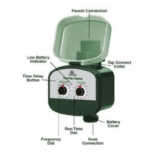 GREENAGE AUTOMATIC WATER TAP TIMER SINGLE OUTLET *