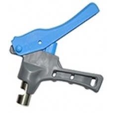 PUNCH HOLE TOOL FOR LAY FLAT TAPE